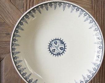 Alzatina ceramica francese Sarreguemine