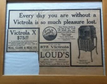 Victrola Ad 1912