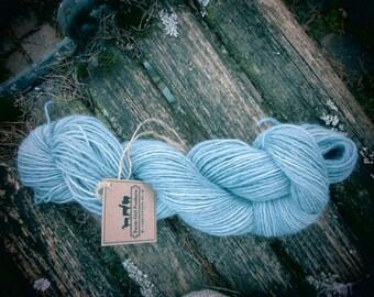 Gotland/Alpaca blend yarn