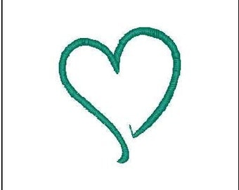 heart embroidery design small heart embroidery design heart add on