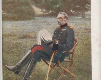 Military Uniforms   Lieutenant-General Sir Francis Clery , K.C.B.  South Africa  Boers War