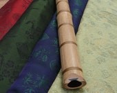 Silk Flute Bag - Padded & lined with a Vapor Barrier
