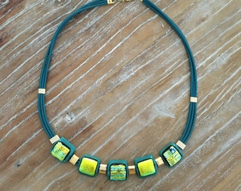 Murano Glass Handmade Necklace