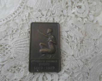 Vintage plaque /medal