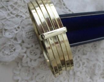 1950's bangle bracelet