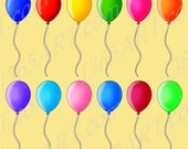 50% OFF SALE Party Balloo...