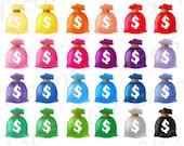 50% OFF SALE Money Bag Cl...