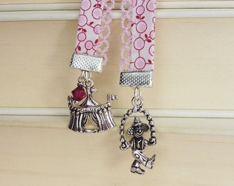 Bookmark  • in the circus • clown