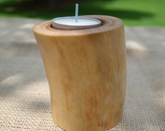 Sycamore Branch Tea Light Candle Holder