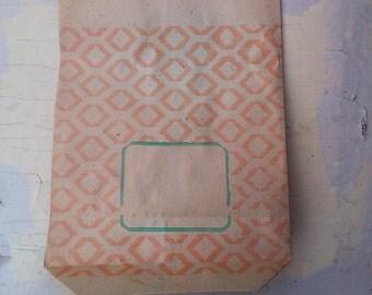 10 x DDR paper bag