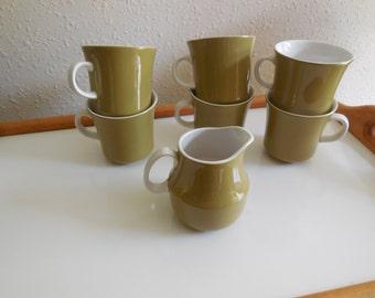 MIKASA AVACADO GREEN Mugs