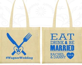 Tote Bag, Tote Bags, Wedding Tote Bags, Personalized Tote Bags, Custom Tote Bags, Wedding Bags, Wedding Favor Bags (425)