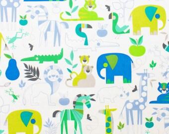 Alexander Henry - Zoo Bisou - #8258B - Pool