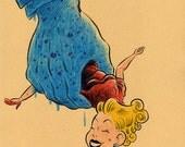 It's Not Nice to Laugh, Rosie (Poseidon's Daughter)
