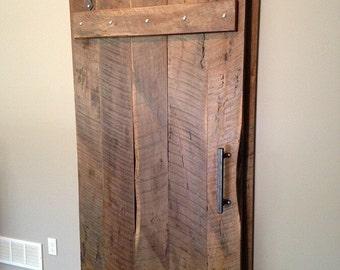 Arrow barn door hardware