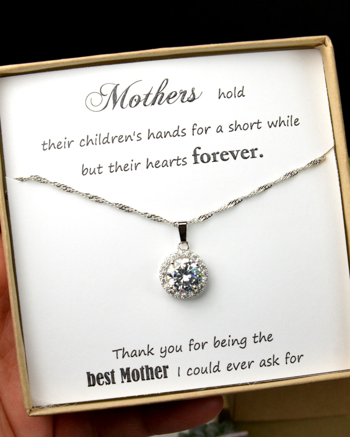 personalized necklace jewelry gifts for mom gifts for her