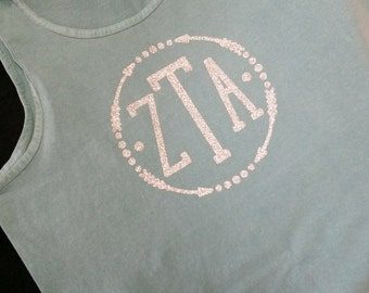 ZTA Comfort Colors Tank / Coverup