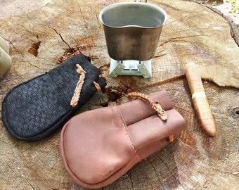 Saami Coffee Bag | Leather Coffee Bag