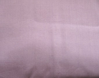 Medium weight Lavender cotton fabric bty