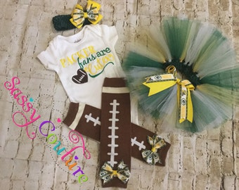 Green Bay Packers tutu outfit for newborns, Packers tutu, Green Bay packers tutu, packers baby outfit