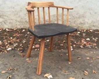 Rustic Windsor chair