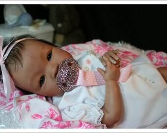 Custom Reborn Baby Doll SHYANN Kit (Aleina Peterson)