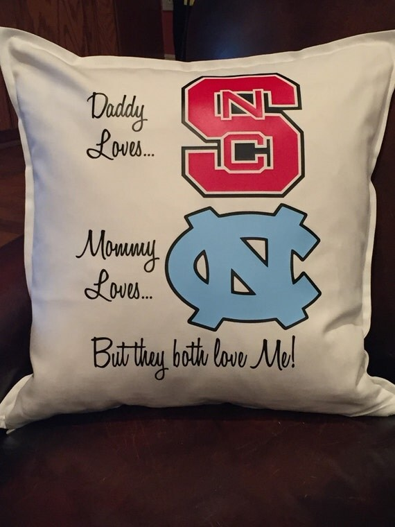 House Divided Pillow Cover