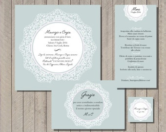 PDF, Printable Lace invitations cards,lace save the dates invitations, wedding shower invitation