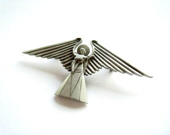 PIN Angel vintage 80
