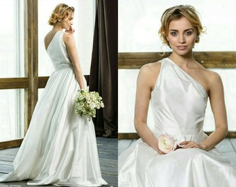 Filomena / ball wedding dress alternative wedding dress Bohemian wedding dress Romantic wedding dress Antique wedding dress ethereal wedding