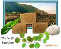 The Pacific Face Soap