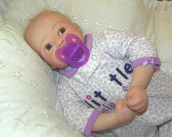 Reborn Baby Girl - Juliet