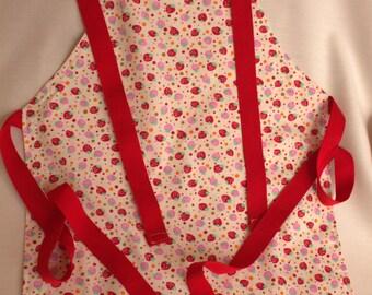 Toddler Apron & Bag