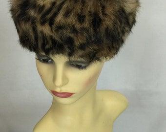 1960's Rabbit Hat