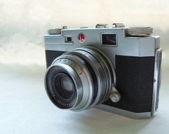 Vintage Petri Color-Corrected 35 Camera