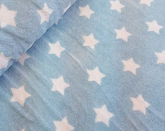 -0,5 metre star on blue - bright PL + BW