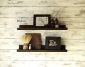 Floating Shelf, Wall Shelf, Shelves, Wood, Picture Ledge, Gallery Wall, Decor Shelf, Shelving, Rustic Home Decor, Wall Hanging, Wall Decor
