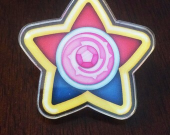 Steven Star Pin