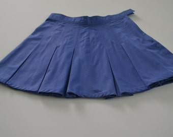 Vintage Ellesse Blue Tennis Skirt