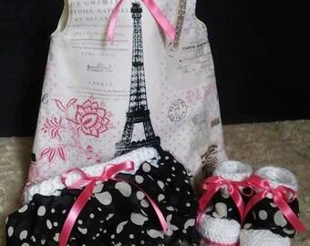 Paris Dress Set