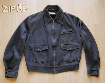 50's Day's canvas work jacket