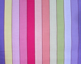 Per Yard, Pastel Quilting Fabric From Quilting Treasures