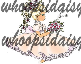 whoopsidaisy digital stamp