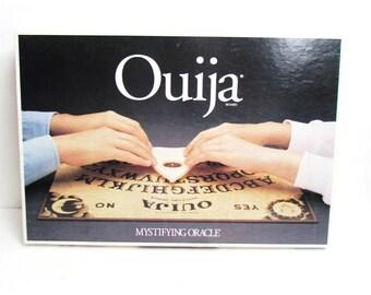 Parker Brothers OUIJA (Wee-Gee or We-Ja) Mystifying Oracle Board Game 1992 No.00600