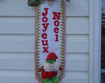Felt Christmas Decoration - Home Décor - Décor Christmas Decoration  - Wall Christmas Decoration  - Window Christmas Decoration
