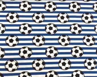 Miss Julie stripes Jersey 'Football'
