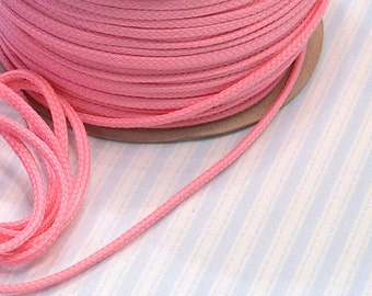 Cord 4mm bright pink