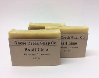 Basil Lime with Hemp Milk