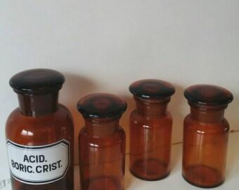 Chemist jars