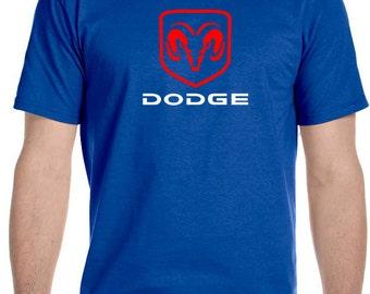Dodge Ram Trucks Men T-Shirt